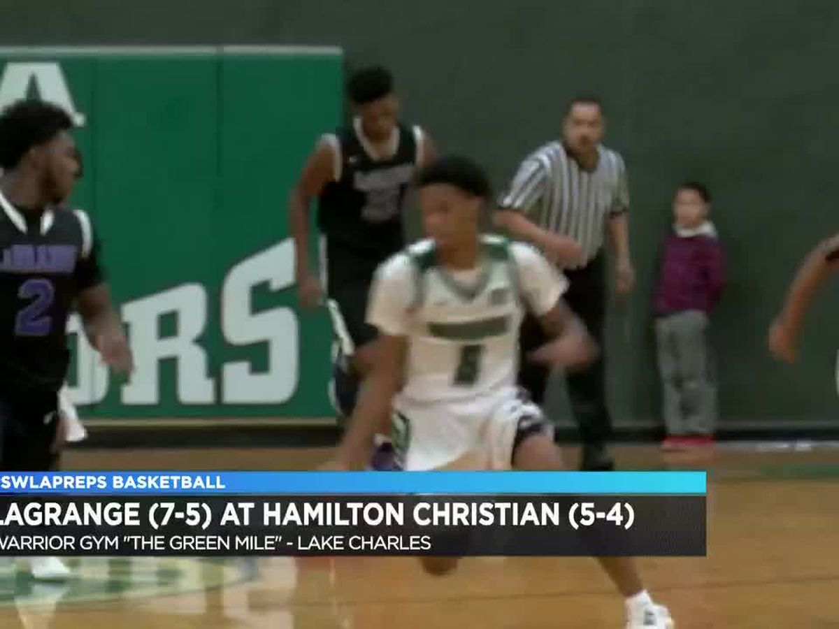 Dec. 14th #SWLAPreps basketball highlights