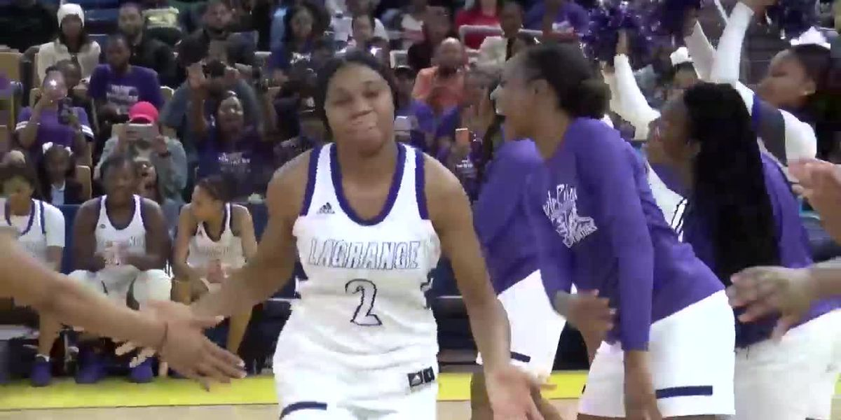 LaGrange runs past Ellender, advances to first championship game in program history