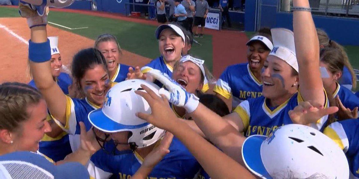 McNeese gets five Cowgirls named to Southland preseason softball teams