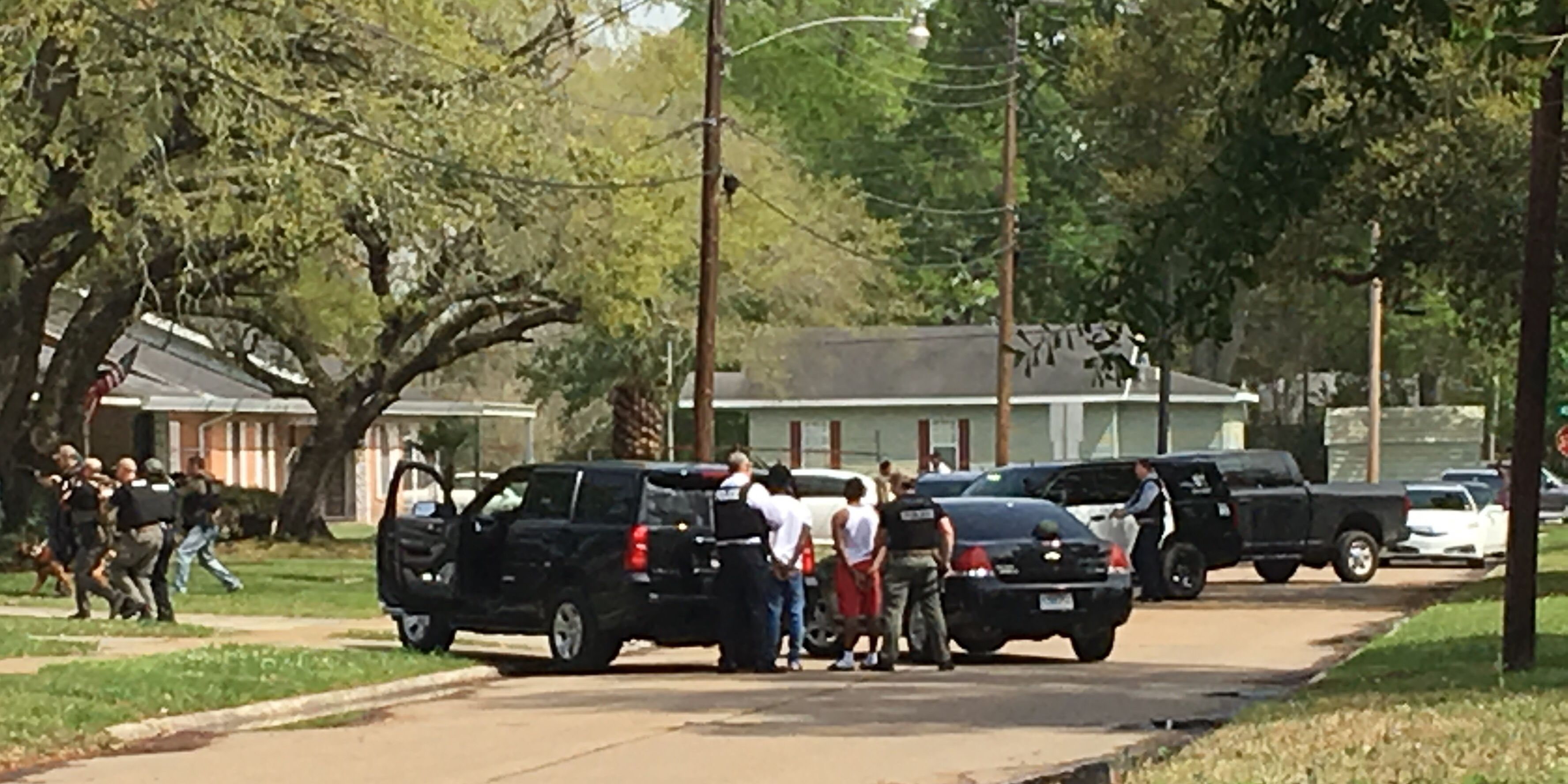 Barricade situation on Third Street ends
