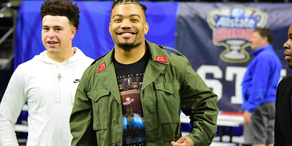 LSU football plans to remove Guice from record books