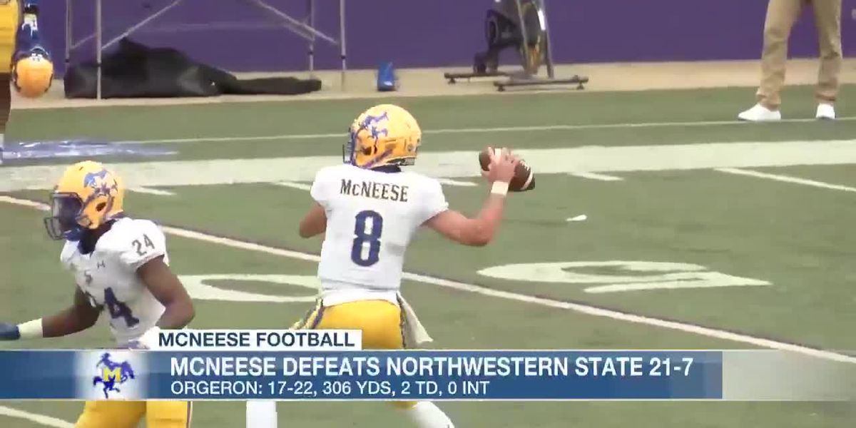 Orgeron excels, Wood takes snaps at running back as McNeese's offense shines vs. NSU