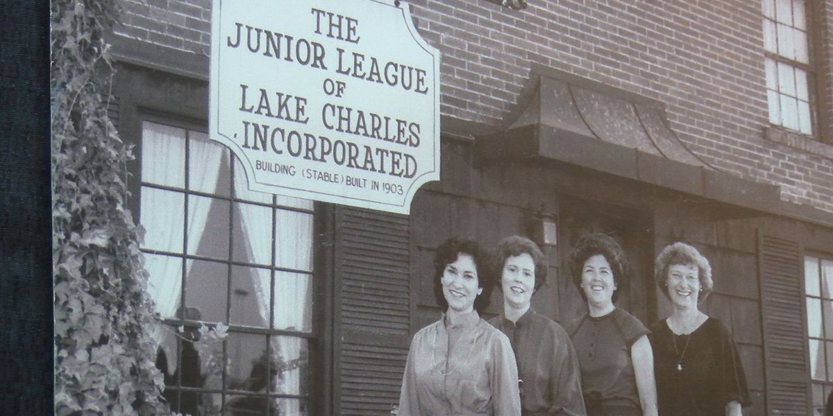 Junior League of Lake Charles celebrates 85 years at Mistletoe & Moss