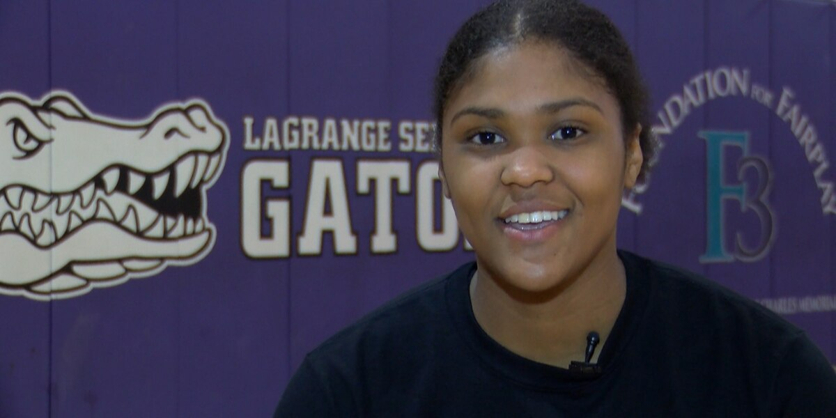 Sports Person of the Week - Aasia Sam
