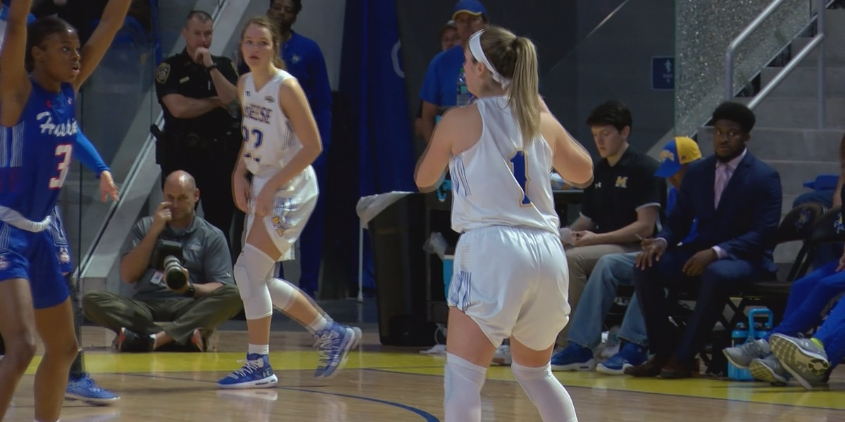 Cowgirls defeat HBU 81-71 for third straight win