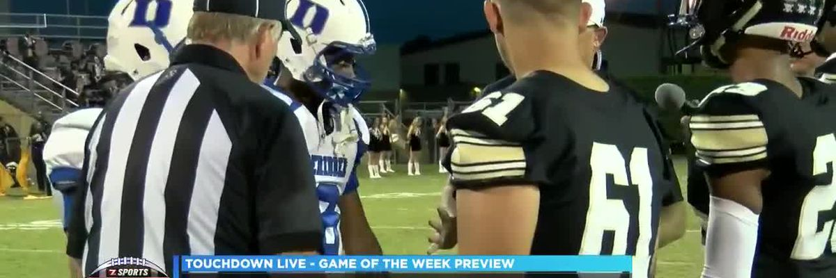 TDL Game of the Week preview - DeRidder excited for Hooper Trophy rivalry atmosphere