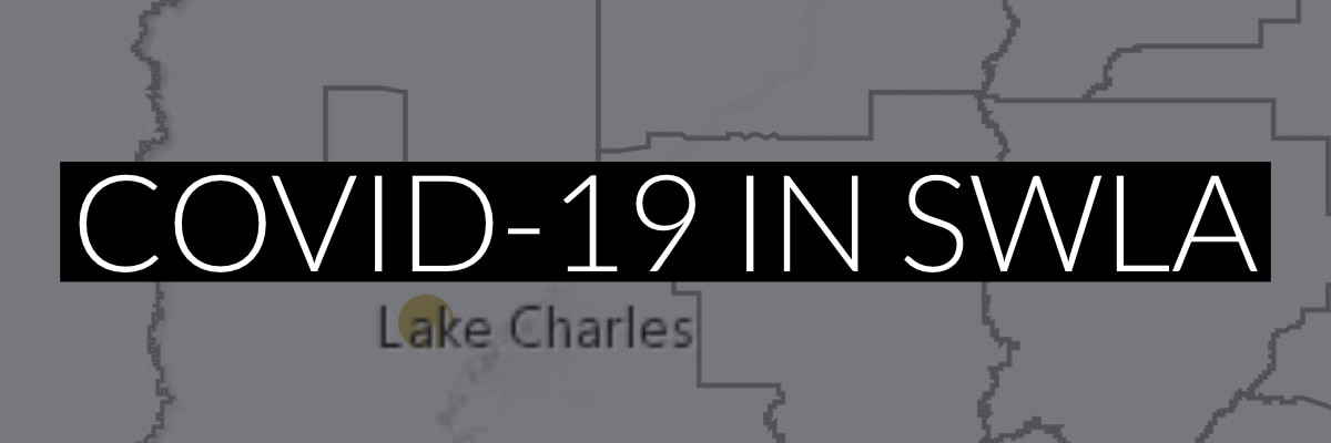 COVID-19 IN SWLA: 5 new local cases reported