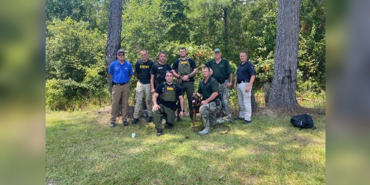 Vernon Parish Sheriff's Office K9 makes 100th capture