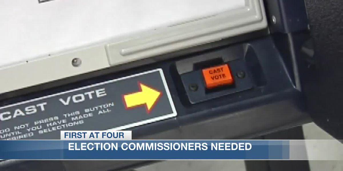 Se necesitan comisionados electorales en la parroquia de Calcasieu