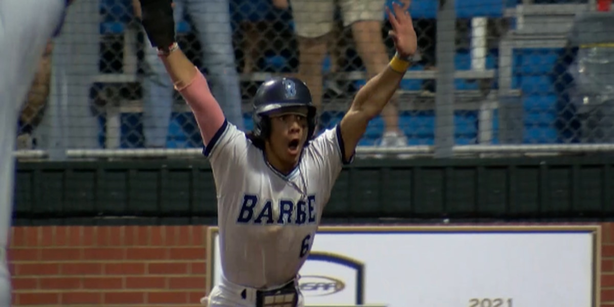 Barbe walks off in the 11th inning to beat Sam Houston 1-0 advancing to state title game