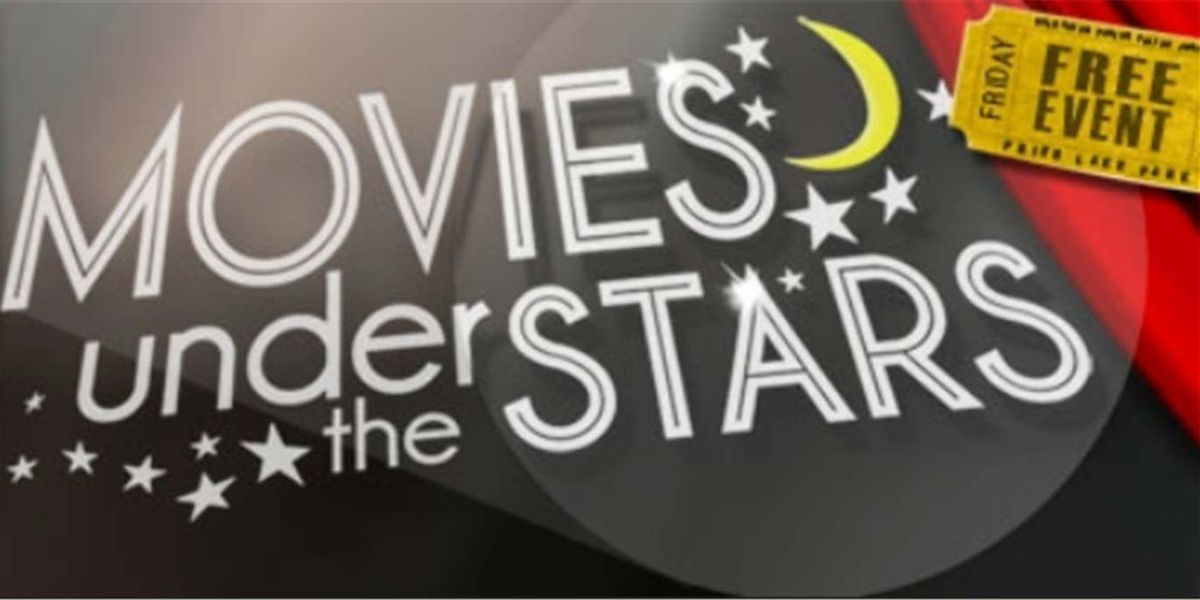 Spring schedule announced for Movies Under the Stars