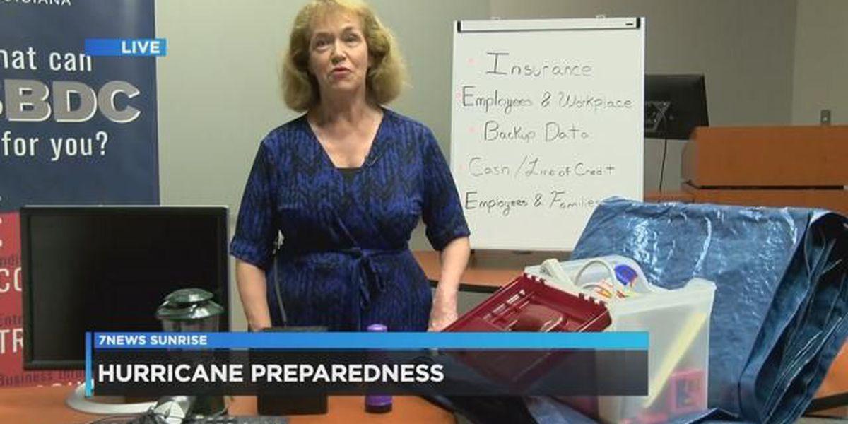 McNeese Spotlight: Small businesses prepare for hurricane season