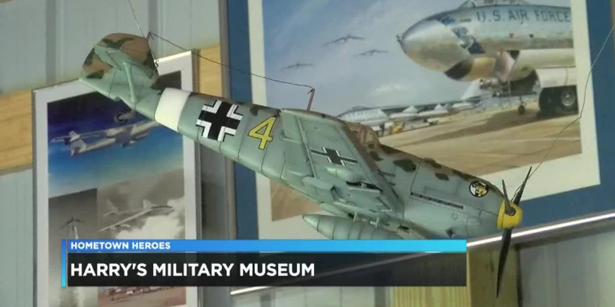 War aviation museum draws regional interest