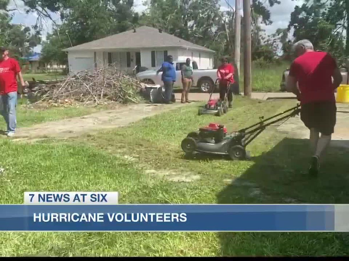 Local volunteers needed for hurricane recovery