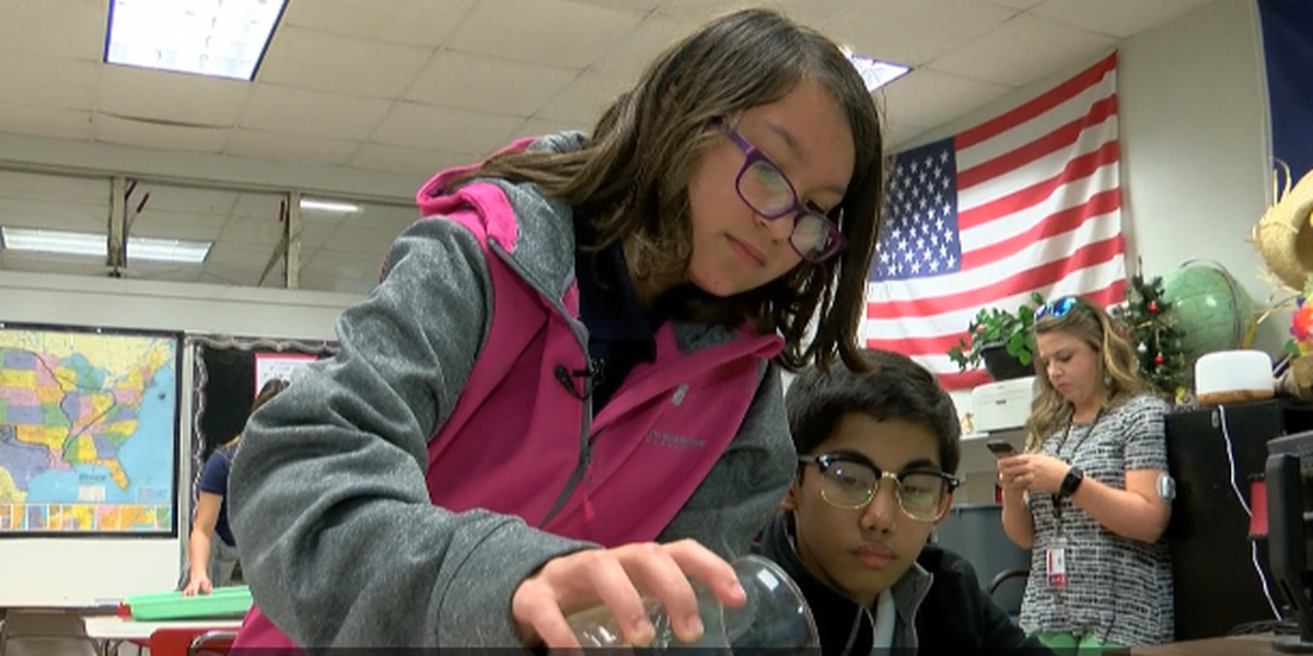 3 SWLA schools selected as state finalists for national science and technology competition