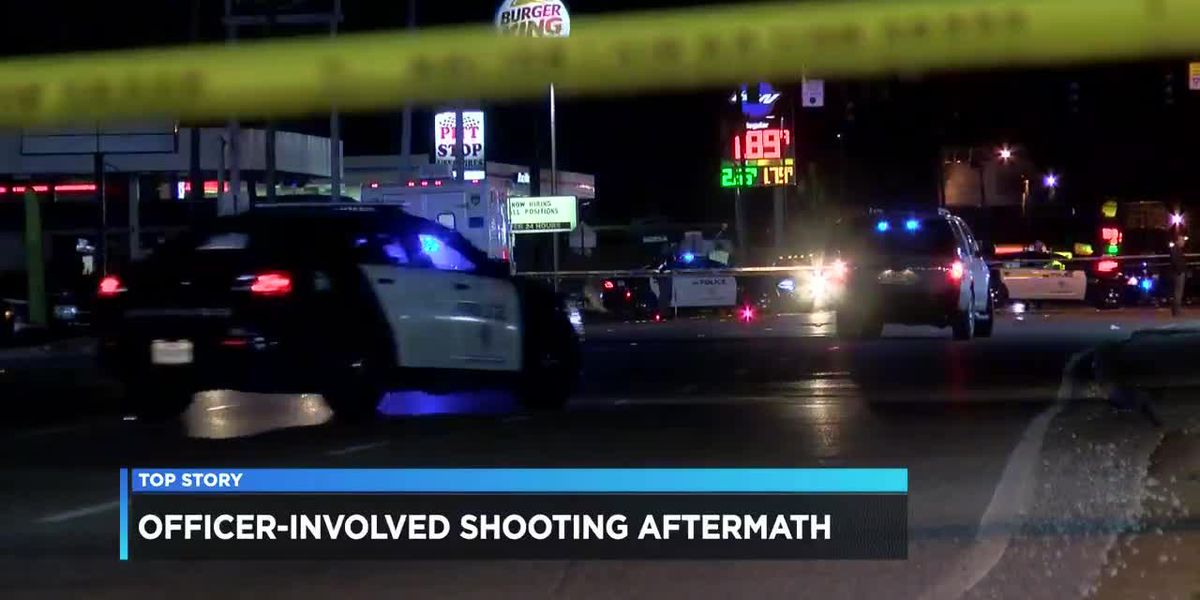 LCPD releases name of officer involved in officer-involved shooting