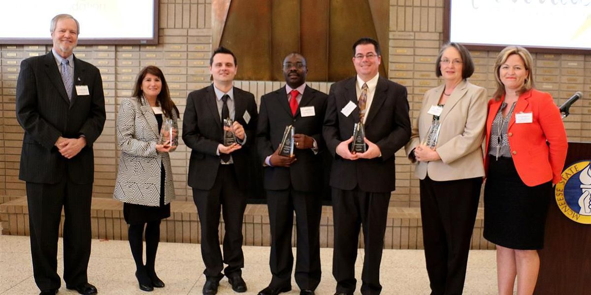 McNeese faculty receive Pinnacle Excellence Awards
