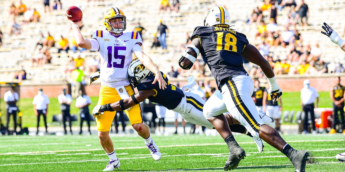 Coach O doesn't know if Myles Brennan will be ready for the Alabama-LSU game