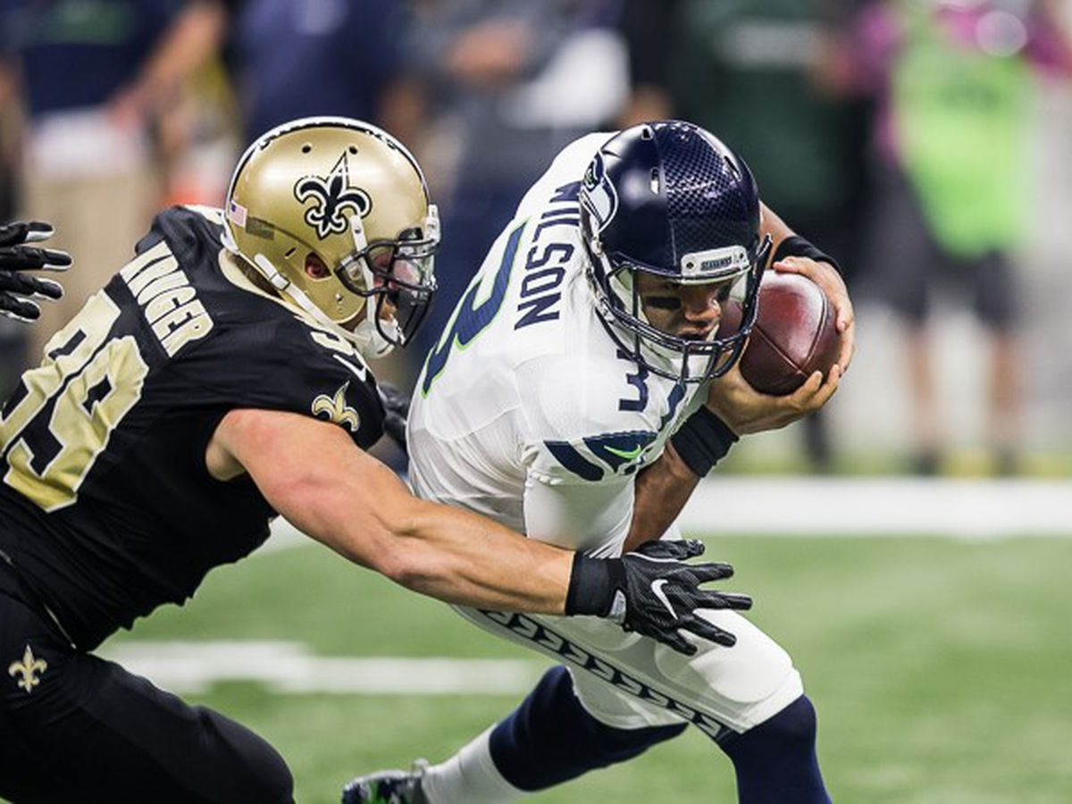 Report: Saints one of four teams Russell Wilson would consider trade to