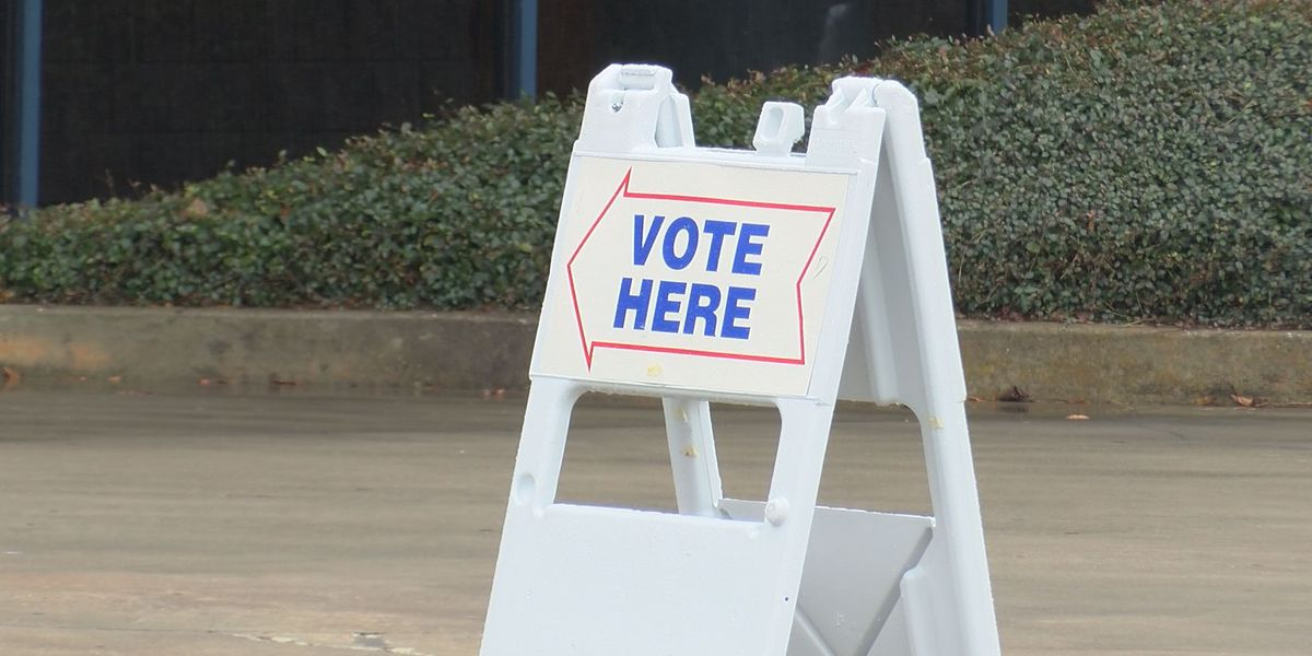 Some voting locations still relocated after storms