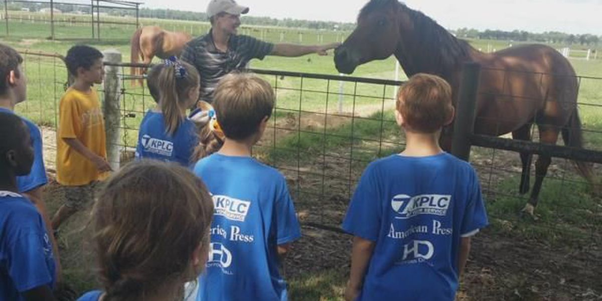 McNeese offers summer camps for kids