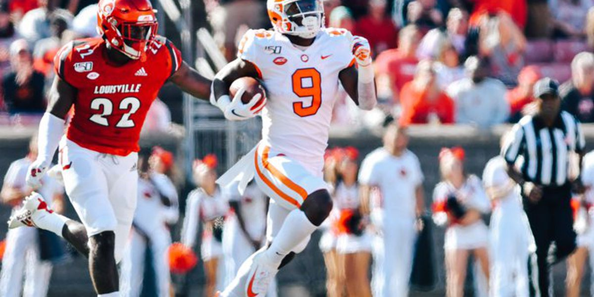 Jennings native Travis Etienne named semifinalist for Walker Award