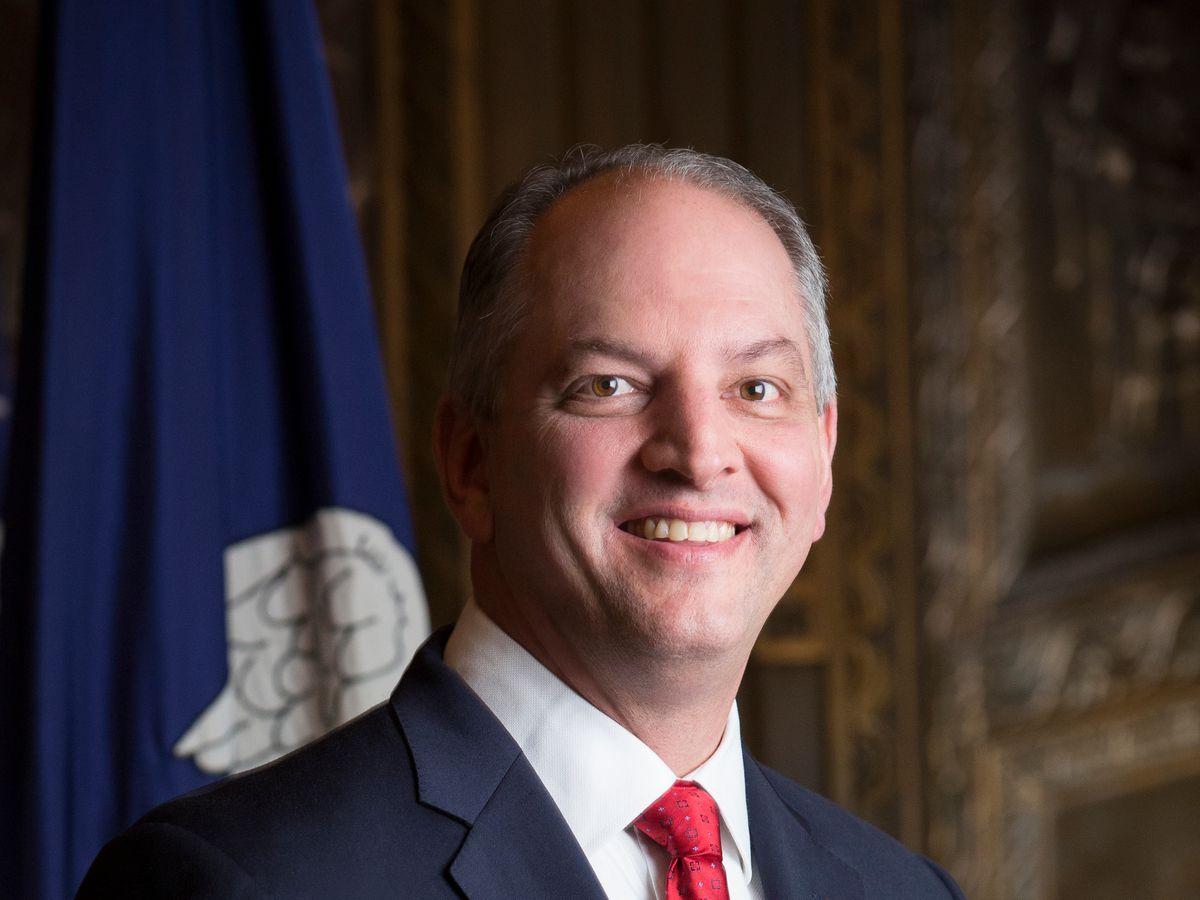 Louisiana's Democratic governor signs abortion ban into law