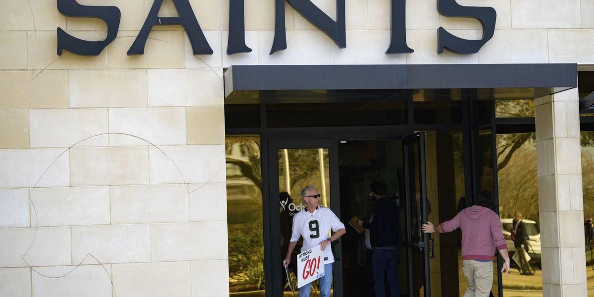 Saints helped shape accused clergy list, victim lawyers say