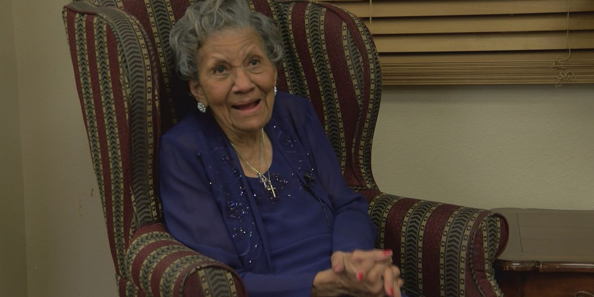 Local 87-year-old woman gives advice for 2020 and the start of a new decade