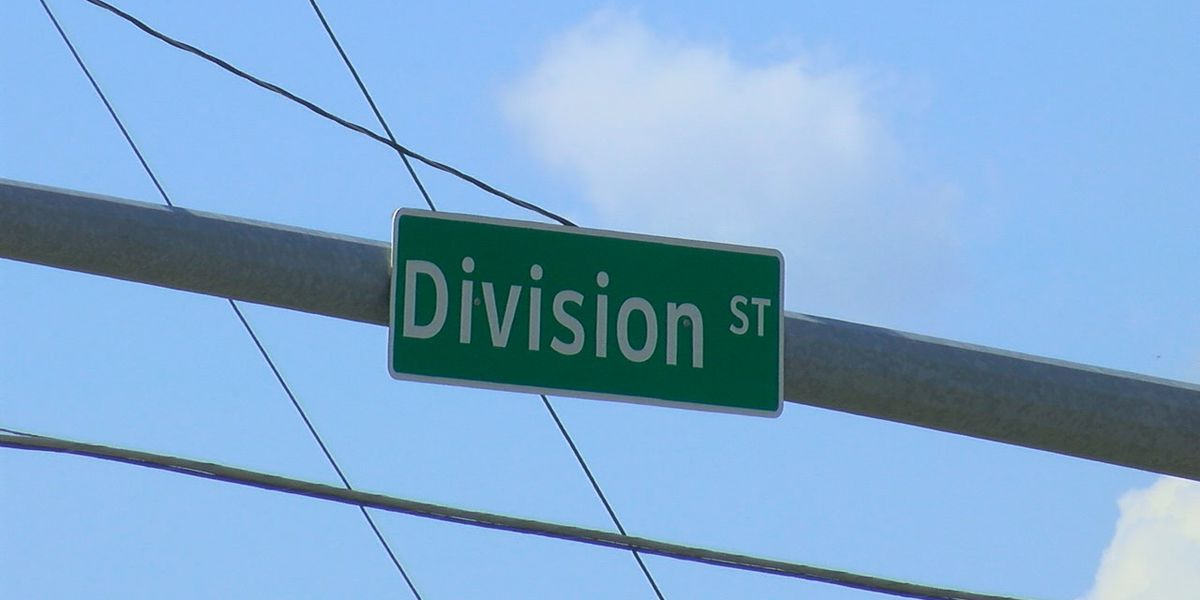 Division Street to be closed between Bilbo and Ryan streets on Friday