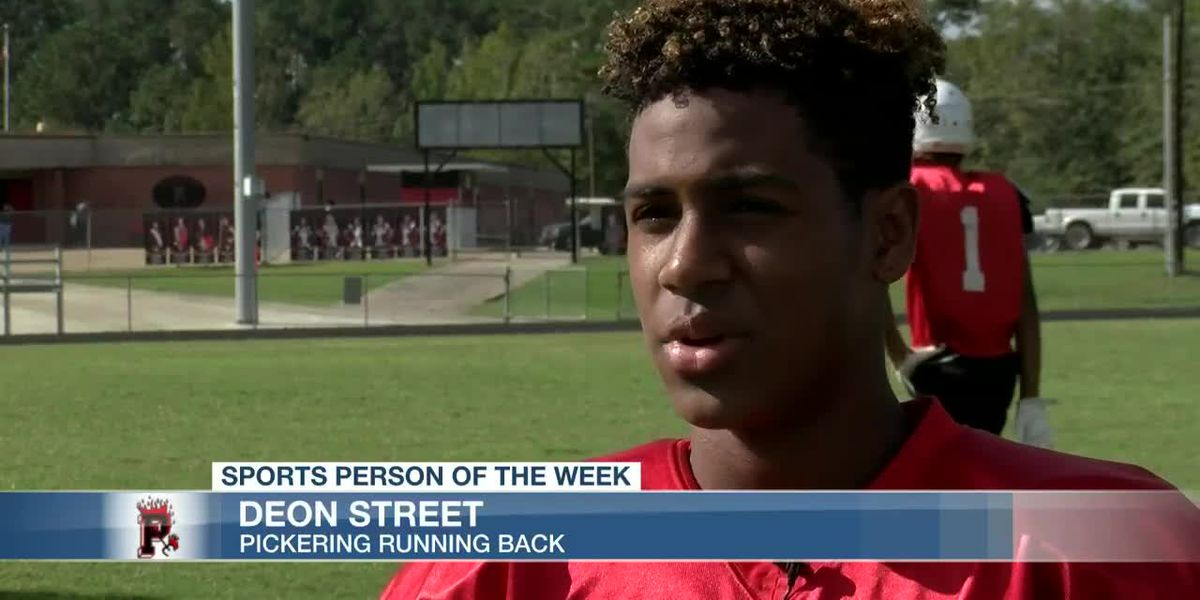 Sports Person of the Week - Deon Street