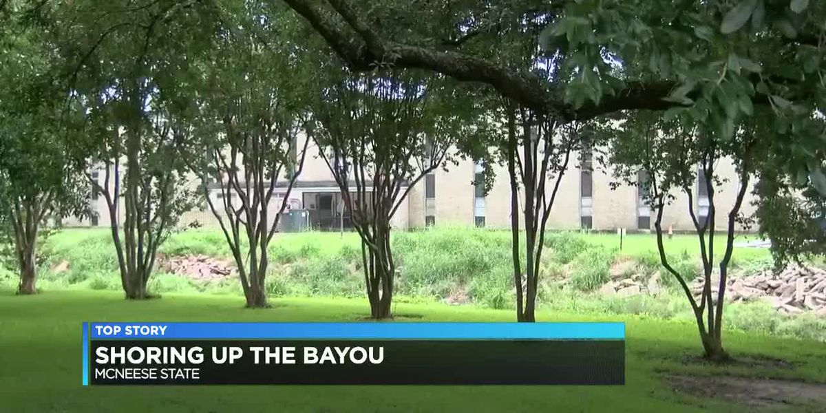 Contraband Bayou Project at McNeese needs additional $1 million