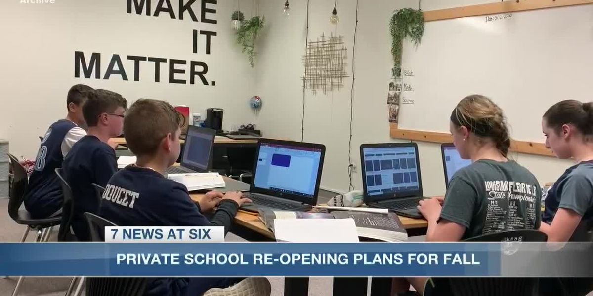 Life Christian Academy discusses fall reopening plans