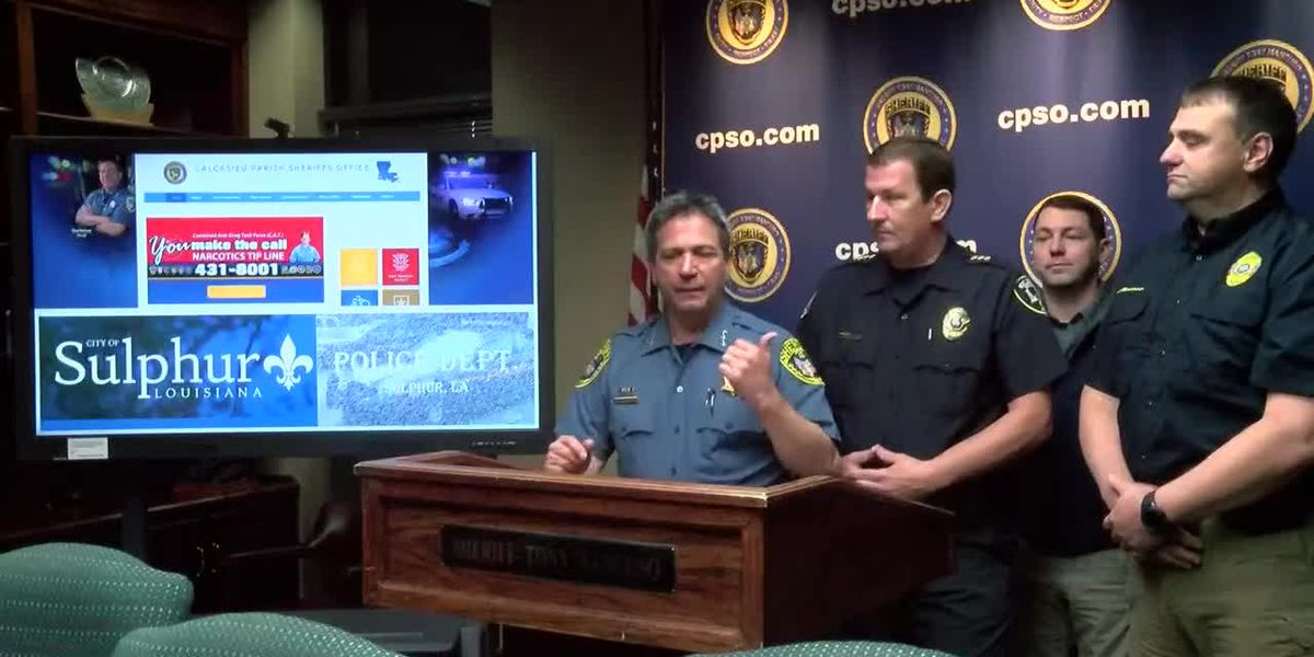CPSO, Sulphur PD to hold joint news conference on body found in Sulphur