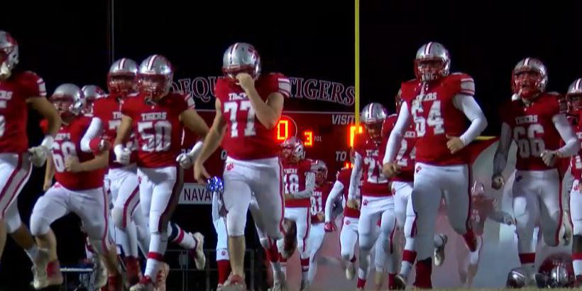 DeQuincy excited to be back in quarterfinal round for first time since 1995
