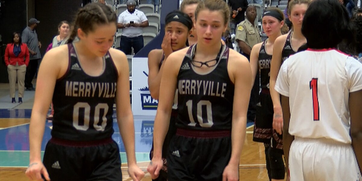 Merryville falls to top seed Delhi in the 1A state title game