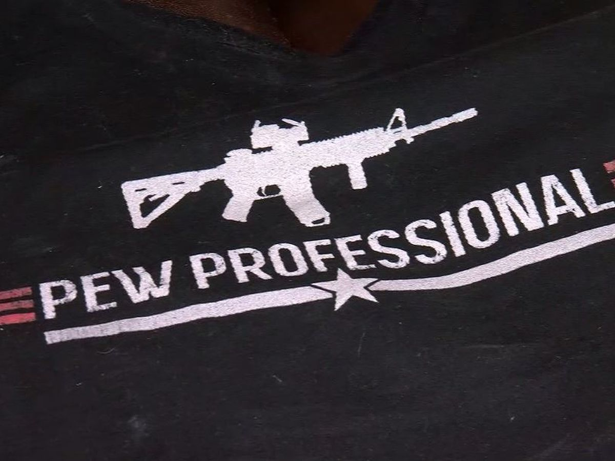 Student sues Wis. high school over dress code that bars him from wearing shirt with gun image