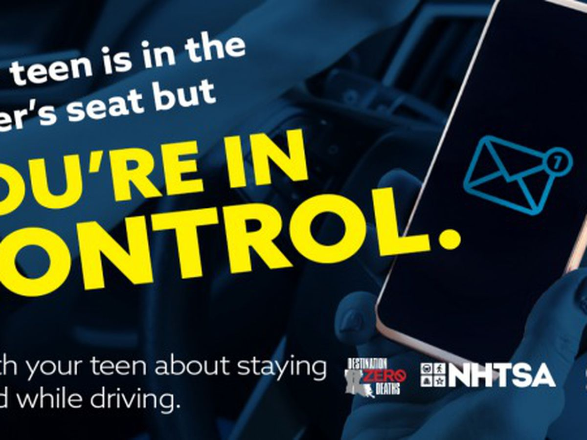 Teen Driver Safety Week: Focus on the Road