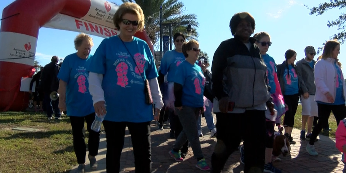 Tens of thousands of dollars raised for American Heart Association