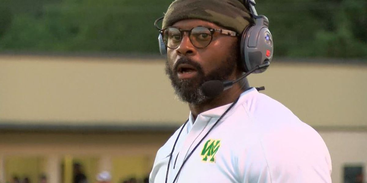 Washington-Marion head coach DeCarlos Holmes accepts assistant job with EMCC