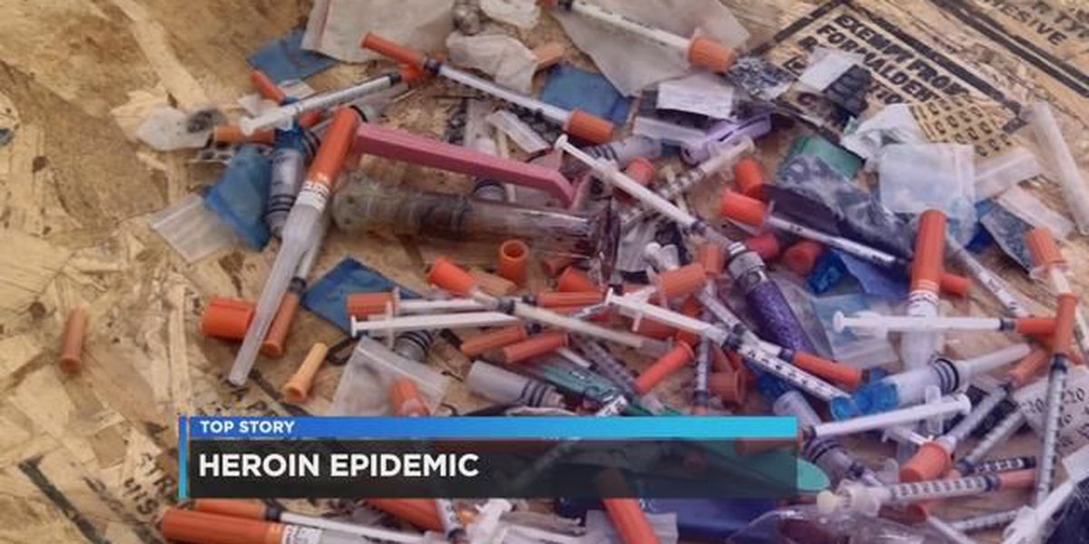 SPECIAL REPORT: Recovery Road - heroin addiction