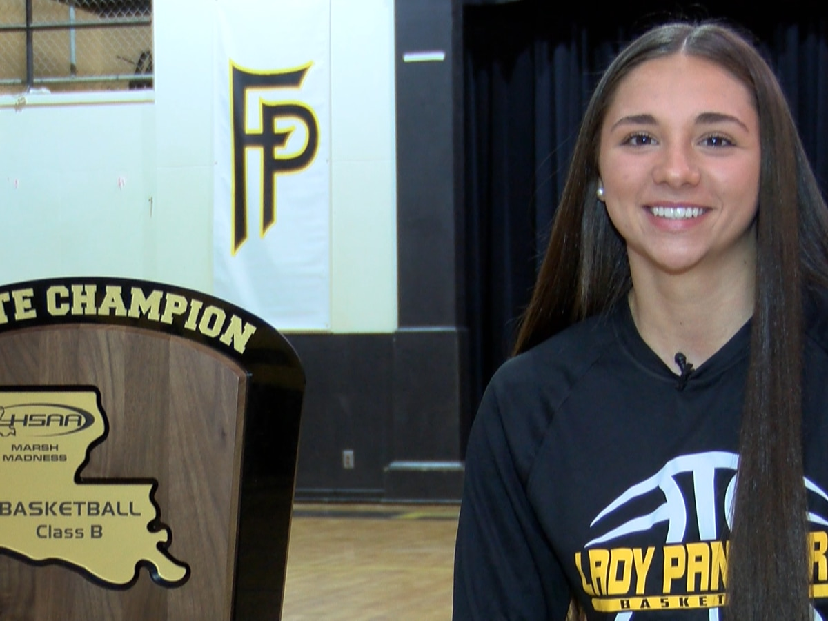 Sports Person of the Week - Laynee Jinks