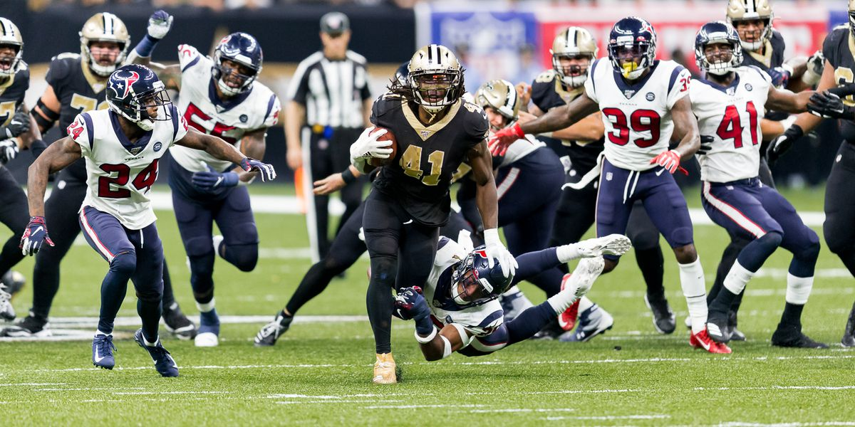 With or without Brees, Saints expectation is still the Super Bowl according to Alvin Kamara