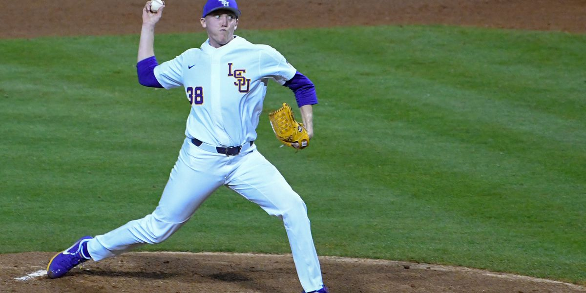 LSU baseball back in action Friday against Bryant University