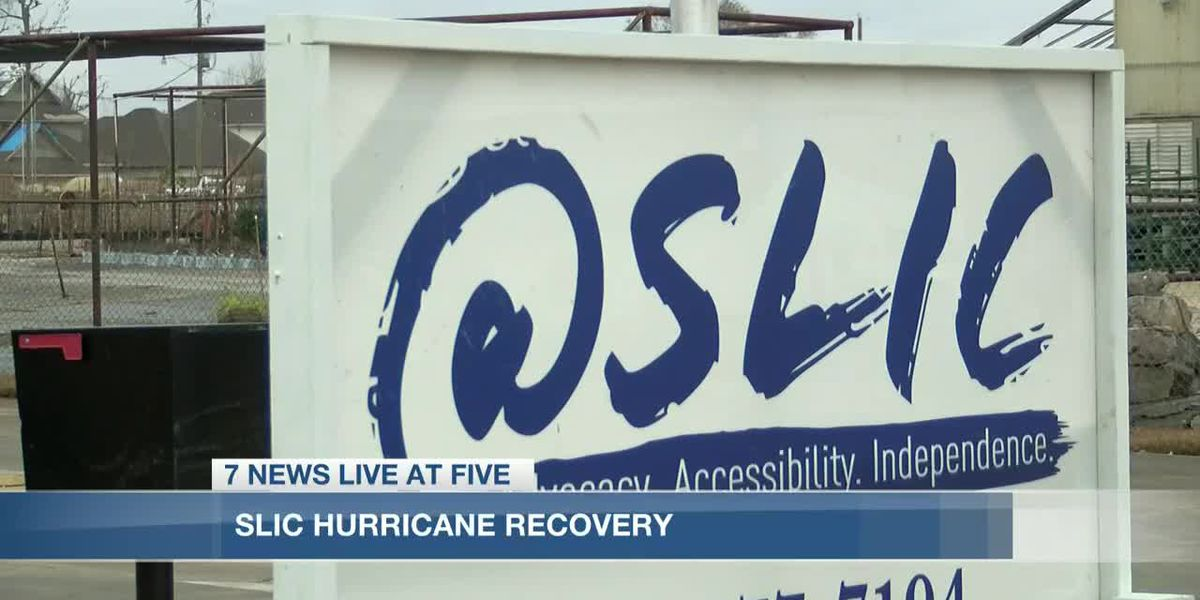Southwest Louisiana Independence Center still recovering from hurricane damage