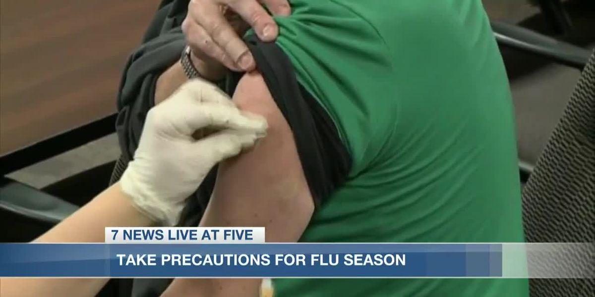Taking the necessary precautions during flu season
