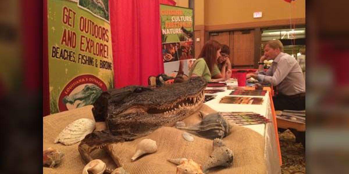 Hundreds get a taste of Southwest Louisiana at Travel Media Showcase