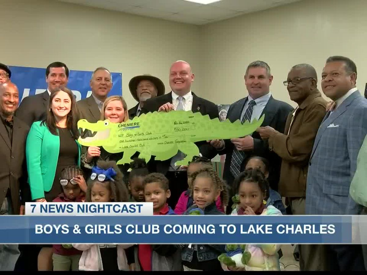 Boys and Girls Club is officially coming back to Lake Charles