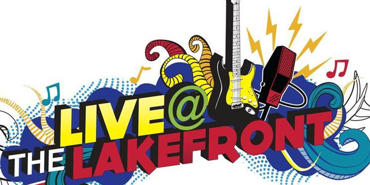 2018 Live at the Lakefront kicks off March 9