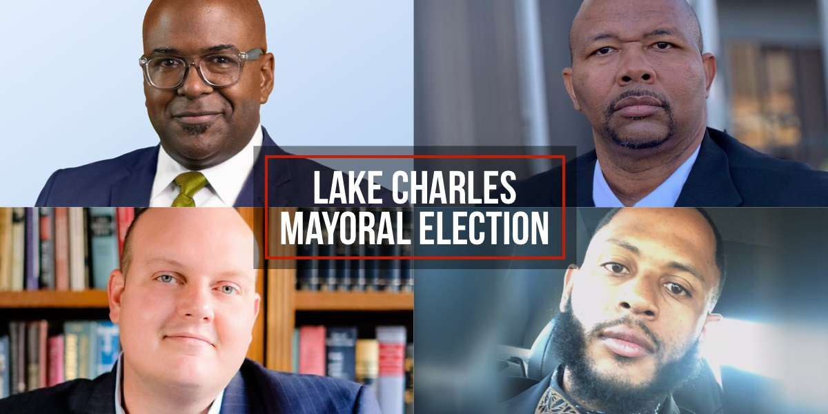 IN THEIR WORDS: Lake Charles mayoral candidates
